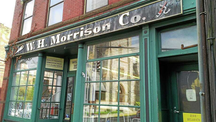 File photo The Morrison's Hardware building on Water Street in Torrington will be the new home of the Artwell Gallery. Photo: Journal Register Co.