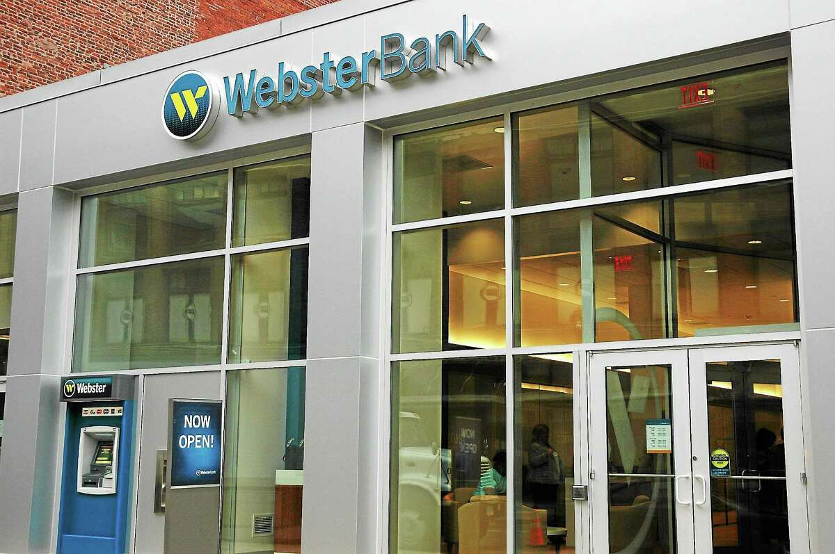 contributed photo Webster bank officials plan to close about 20 to 30 locations across four state as the bank moves