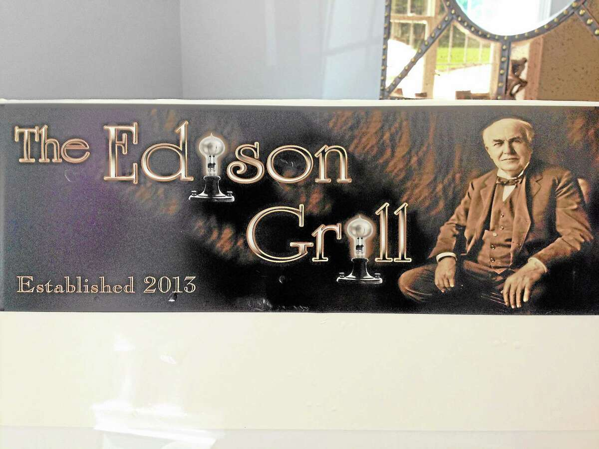 The Edison Grill, which opened in August, has taken over the spot where the Birge Park Luncheonette used to be along Route 4 in Harwinton. Kate Hartman - Register Citizen.
