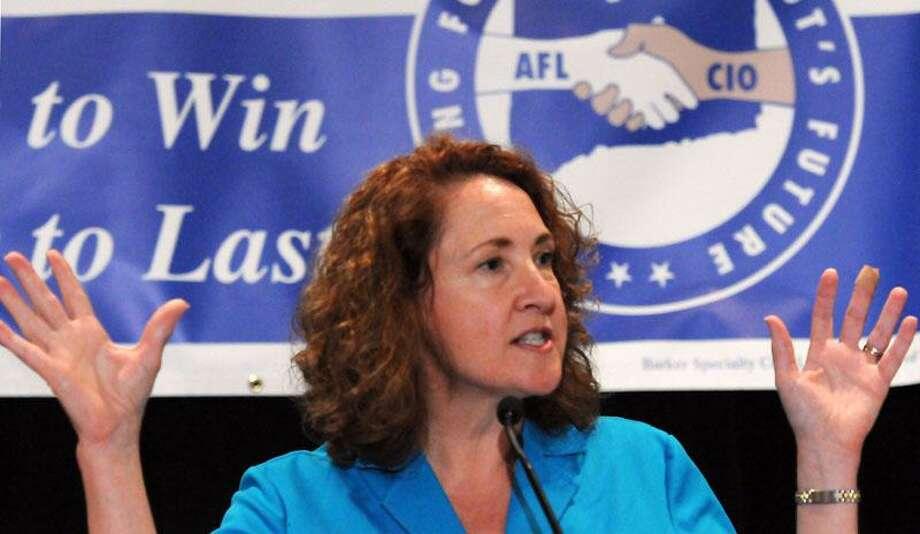 Fifth District Congresswoman Elizabeth Esty. New Haven Register file photo/Mara Lavitt