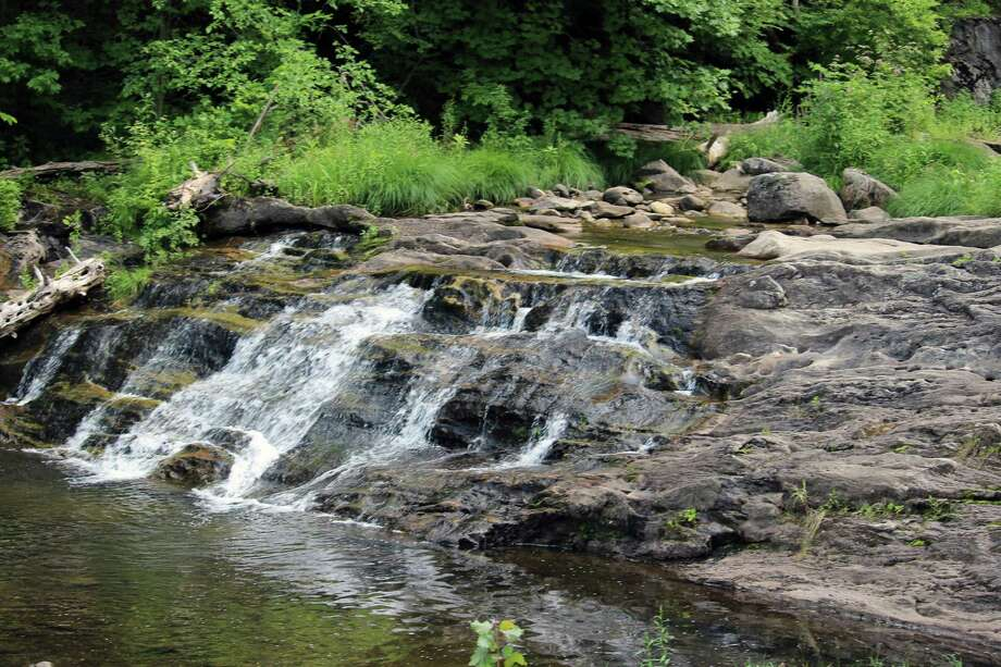 Kent Falls State Park in Kent, Conn., on July 28, 2017. Photo: Justin Papp / Hearst Connecticut Media / Darien News