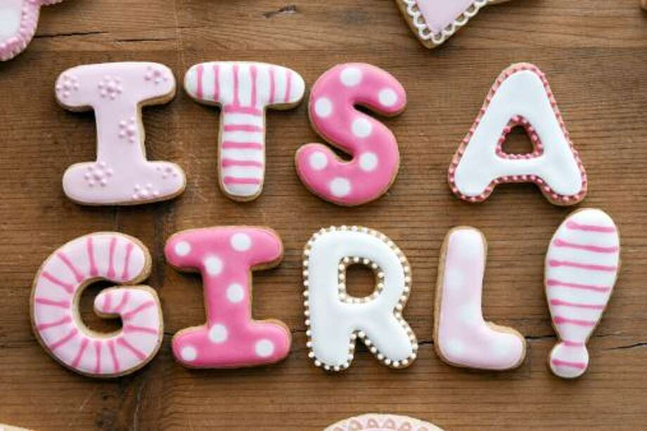 Baby shower cookies Photo: Getty Images/iStockphoto / iStockphoto