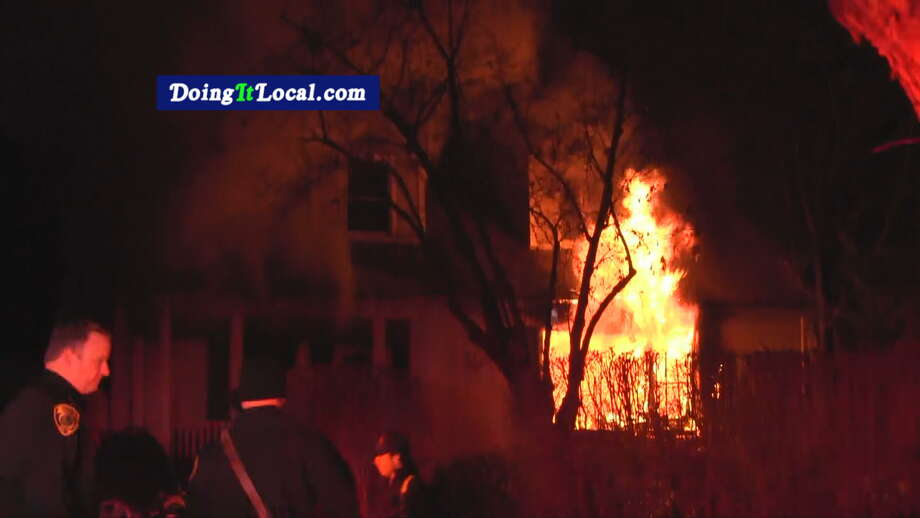 A mother and daughter were killed in an early morning house fire in Fairfield. Photo: DoingItLocal.com Photo