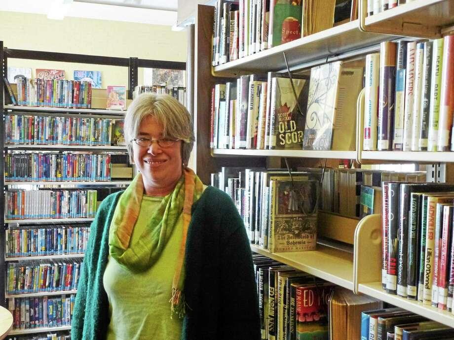 Originally from Bantam, Steinmayer has been a Goshen resident since receiving her job in 2007. Photo: Ryan Flynn — Register Citizen