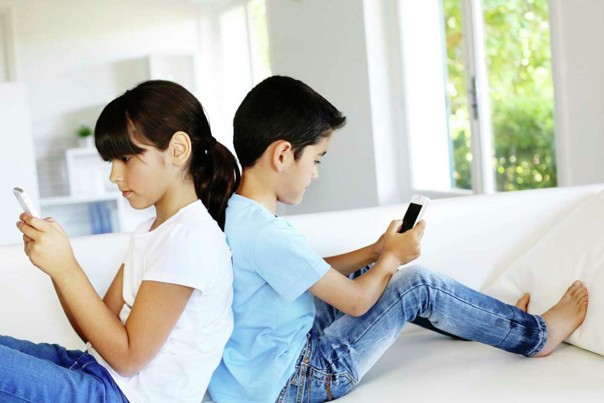 Children and new technologies