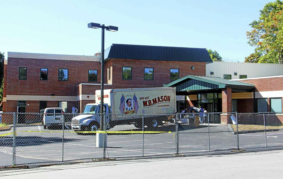 The addition to the Health and Wellness Center in Torrington. Clinic officials said the space will open next month as staff and resources begin flowing into the 24,000 square-foot structure.