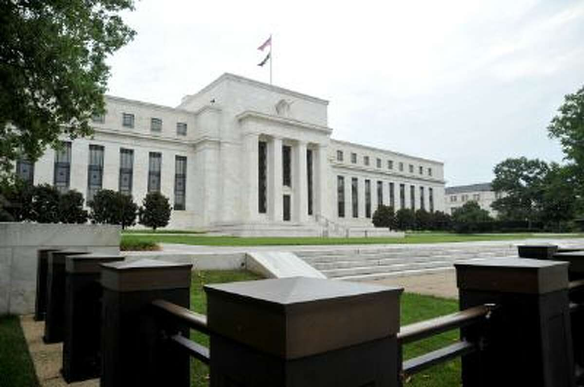The US Federal Reserve building in Washington, D.C.
