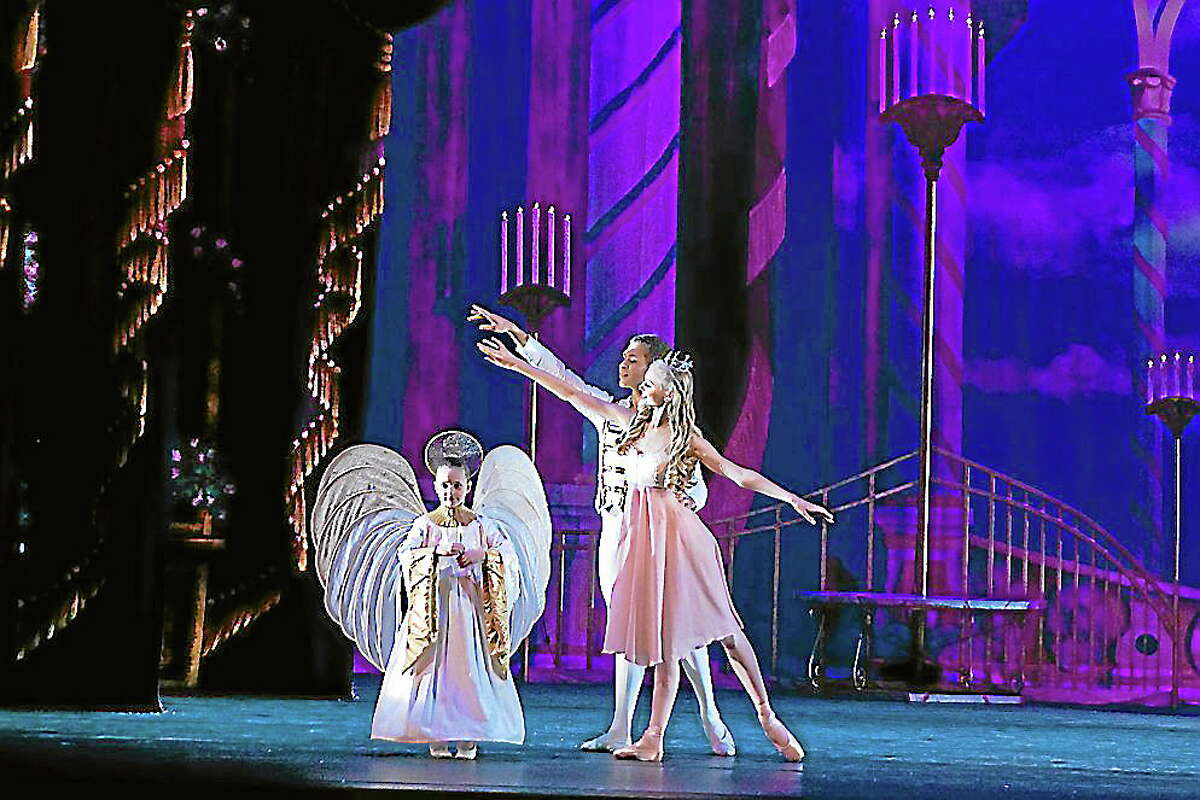 Contributed photo - Don Perdue. Plans are underway for the Nutmeg Ballet's 2013 performances of The Nutcracker at the Warner Theatre in Torrington.