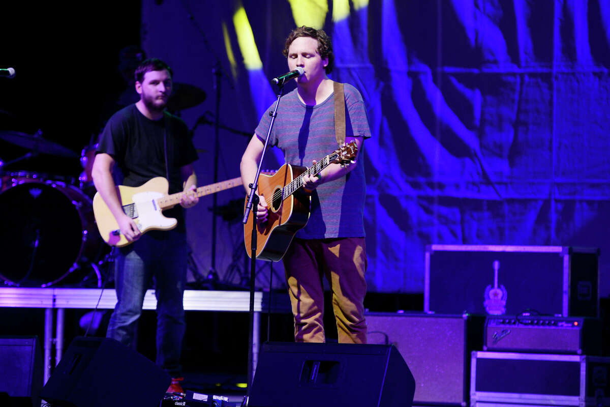 The Powell Brothers performed two nights at the Midland County Fair.