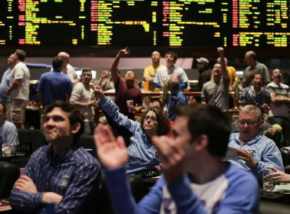 Las Vegas sports books and other online gambling sites are seeing a consistent boom in popularity of prop bets for the Super Bowl.