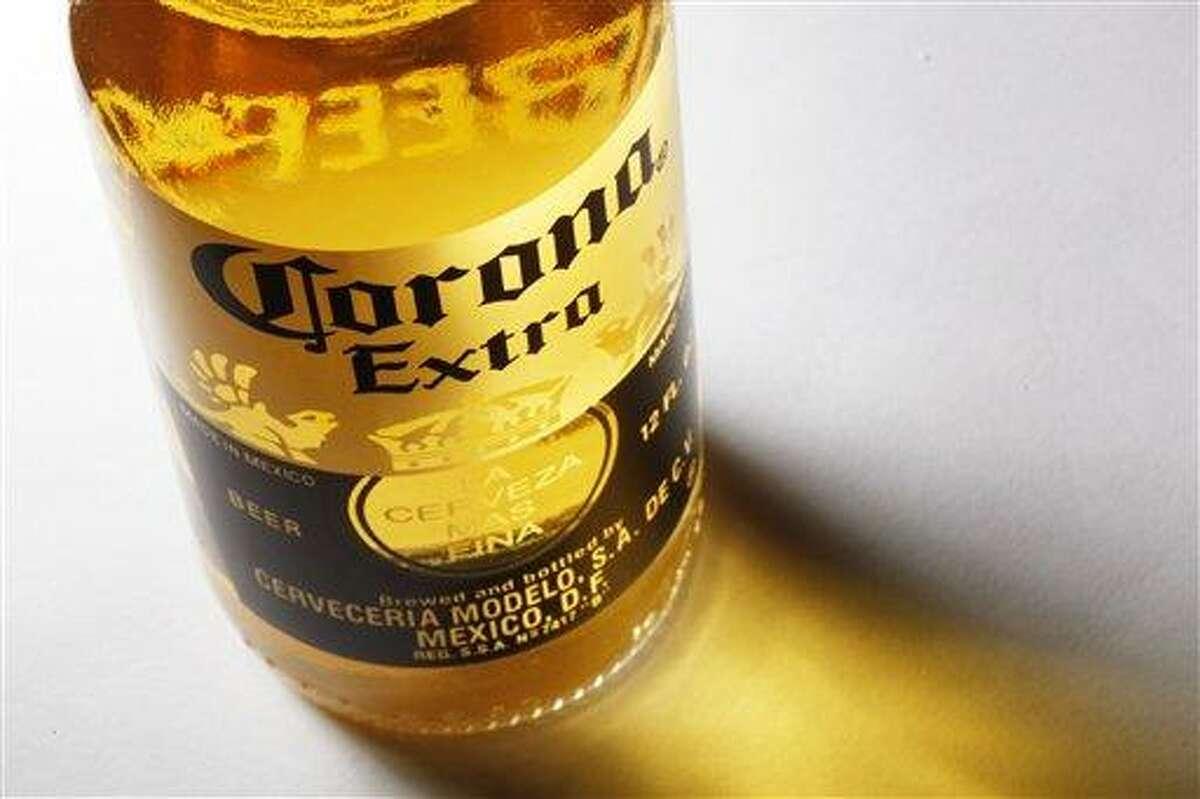 Corona Extra beer. Associated Press file photo