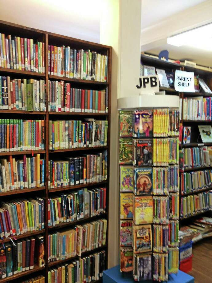 The Bakerville Library in New Hartford. Photo: Jenny Golfin — The Register Citizen