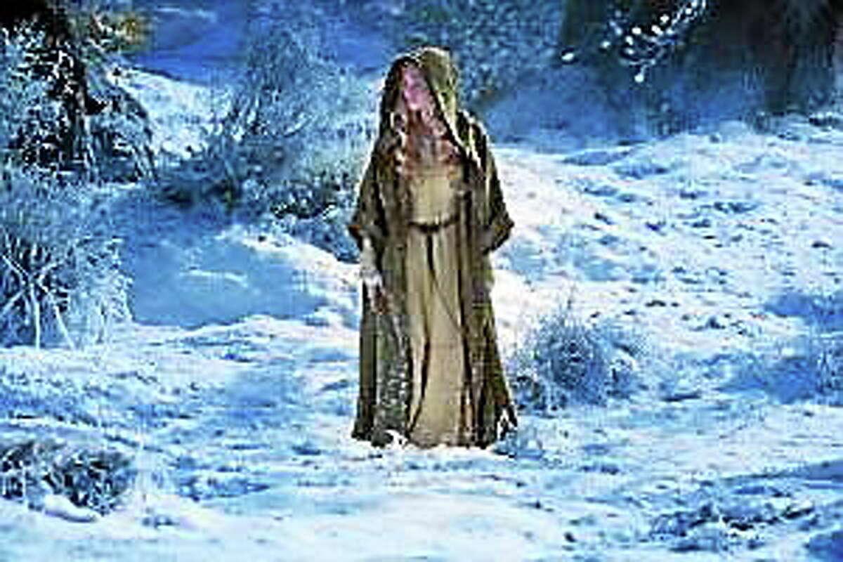 Aurora (Elle Fanning) in 'Maleficent.'