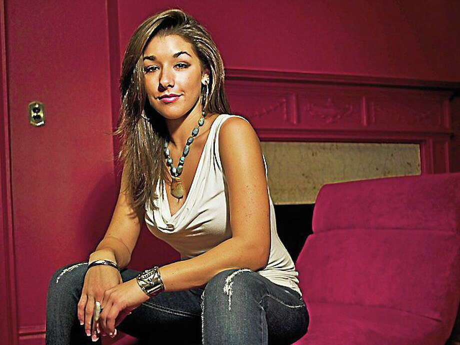 Submitted photo - Thana Alexa Thana Alexa is performing on Feb. 7 at the Palace Theater in Waterbury. Photo: Journal Register Co.