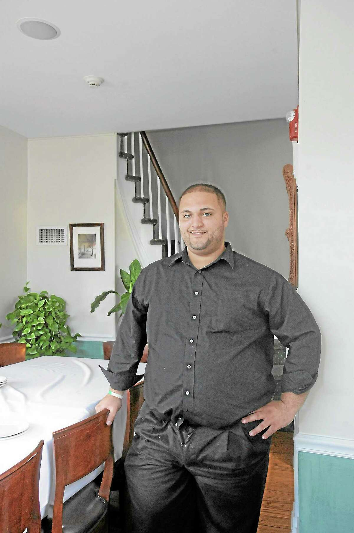 Alexander's Restaurant is in the hands of Alex Halim, a resident of New Milford.