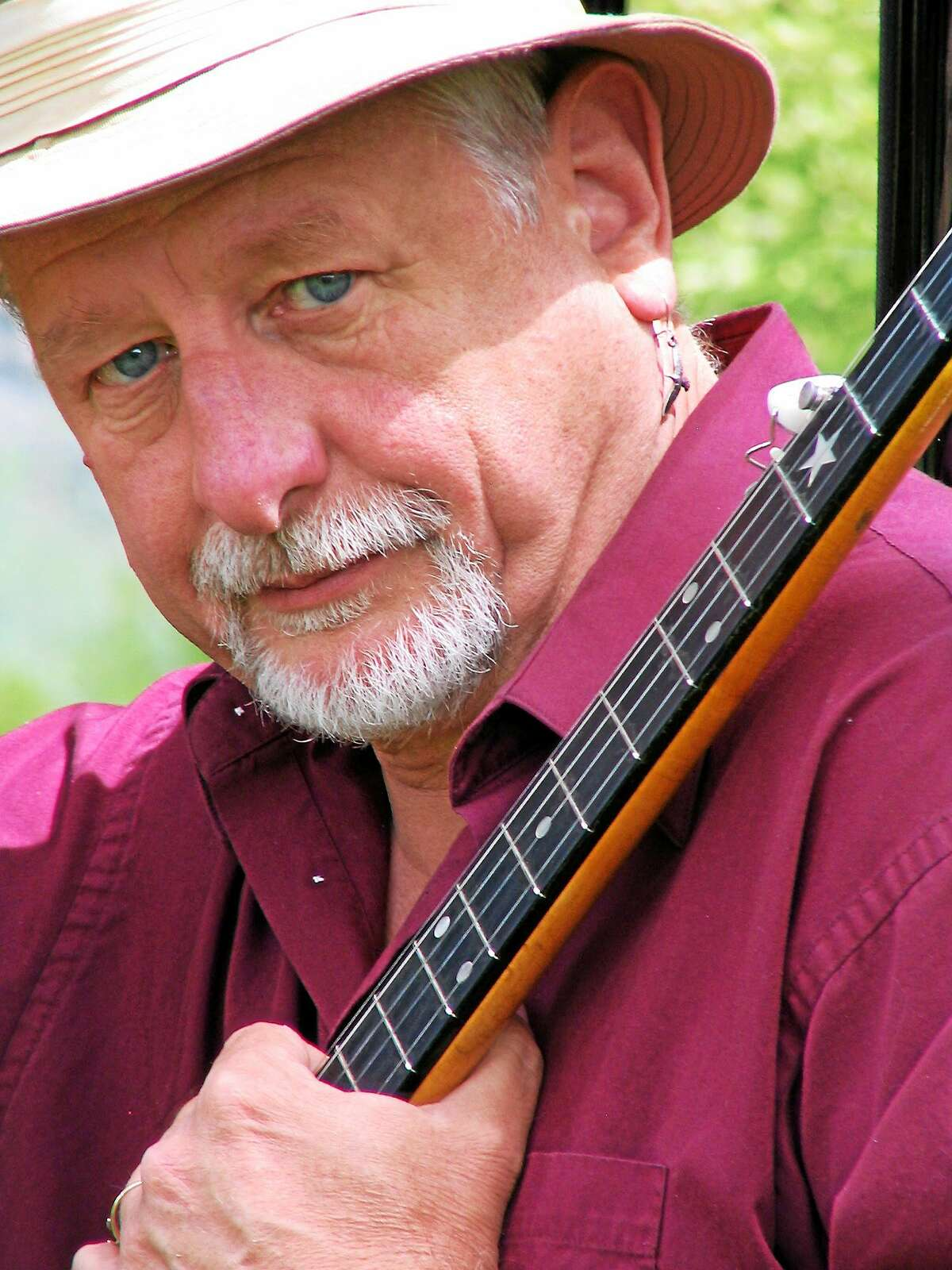 Submitted photo American folk musician Rick Spencer will perform in Cornwall.