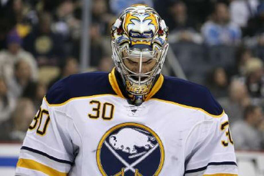 Ryan Miller will be wearing a much cooler mask once he gets to Sochi.