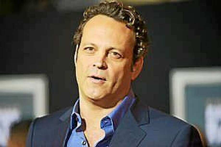 "FILE - In this Nov. 3, 2013 file photo, Vince Vaughn arrives at the world premiere of ""Delivery Man"" at The El Capitan Theatre  in Los Angeles. HBO says that Colin Farrell and Vaughn will star in the second season of ""True Detective."" The eight-episode drama series will begin production in California this fall, the premium cable channel said Tuesday, Sept. 23, 2014. Photo: (Richard Shotwell — The Associated Press) / Invision net"
