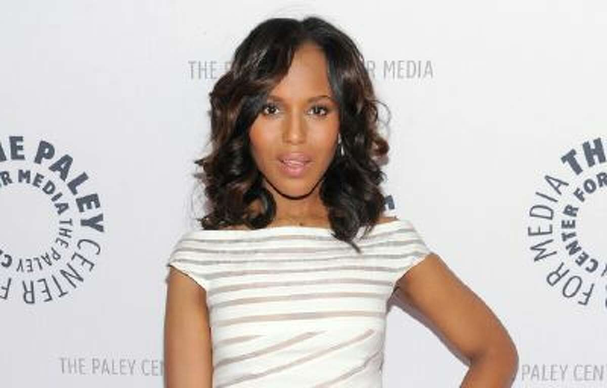 Actress Kerry Washington attends the