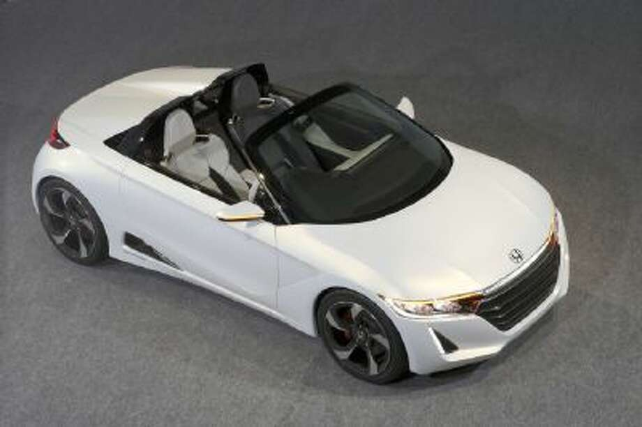 The compact sportscar will be revealed at the Tokyo motor show.