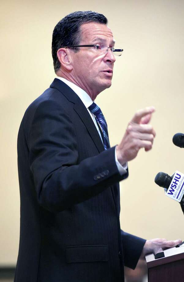 Gov. Dannel P. Malloy. Photo: New Haven Register File Photo  / New Haven Register