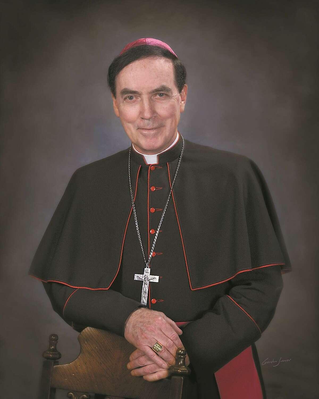 The Most Reverend Henry J. Mansell, Archbishop of Hartford.