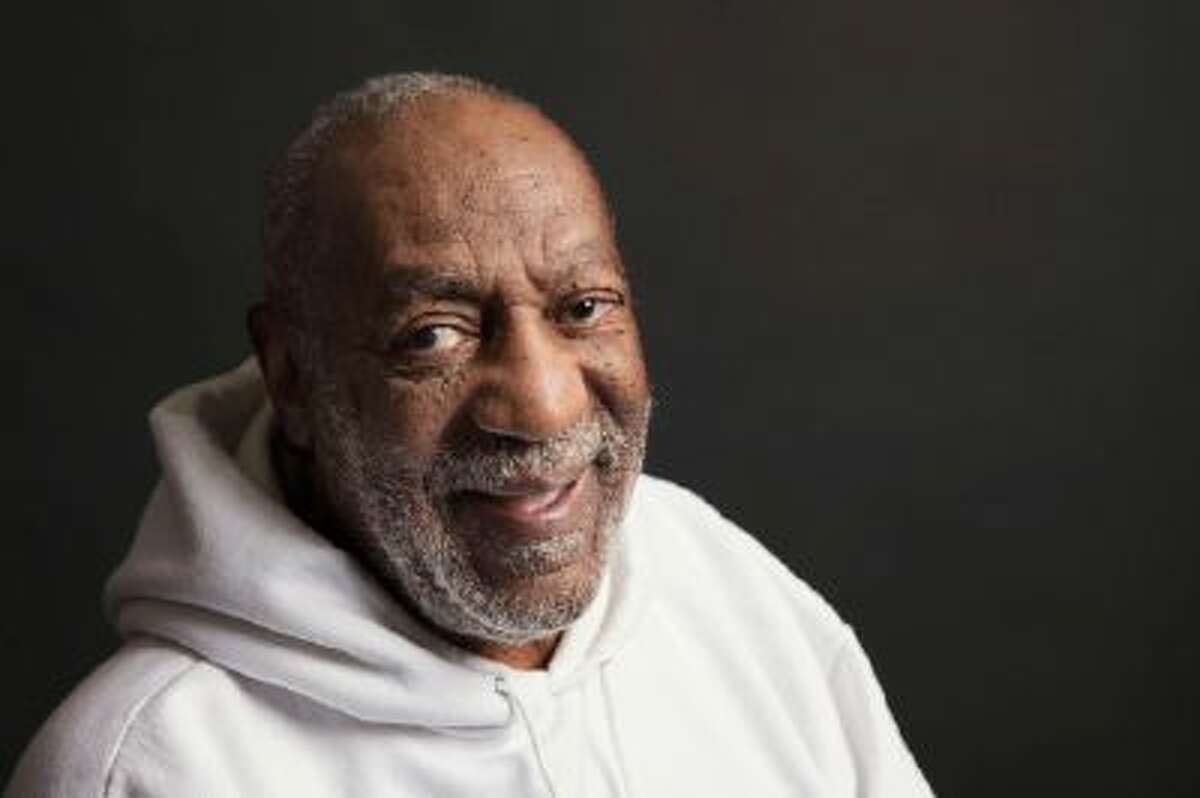 American comedian, actor, author, educator and activist Bill Cosby poses for a portrait, on Nov. 18, 2013 in New York.
