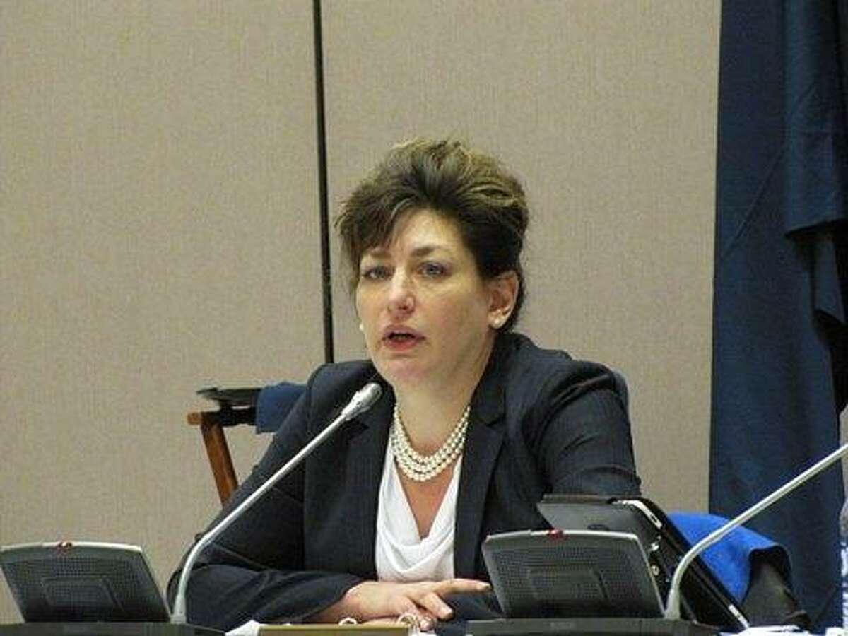 UConn President Susan Herbst. CT NewsJunkie file photo