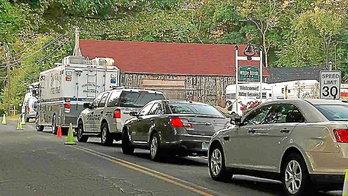 Connecticut State Police are investigating the report of an assault on White Birch Road in East Hampton.