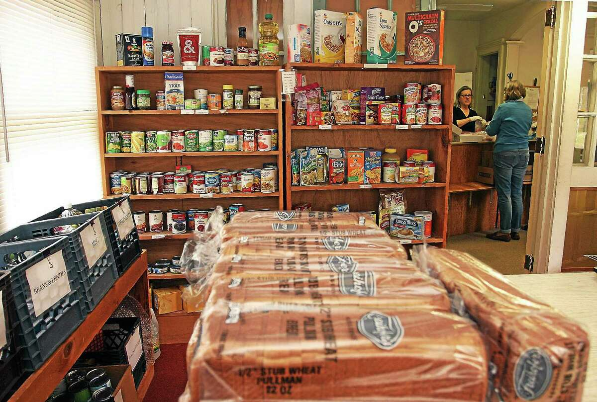 The Corner Food Pantry, 80 Sharon Road, in Lakeville.