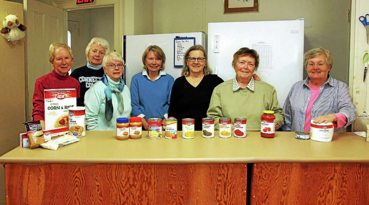 The women of The Corner Food Pantry.
