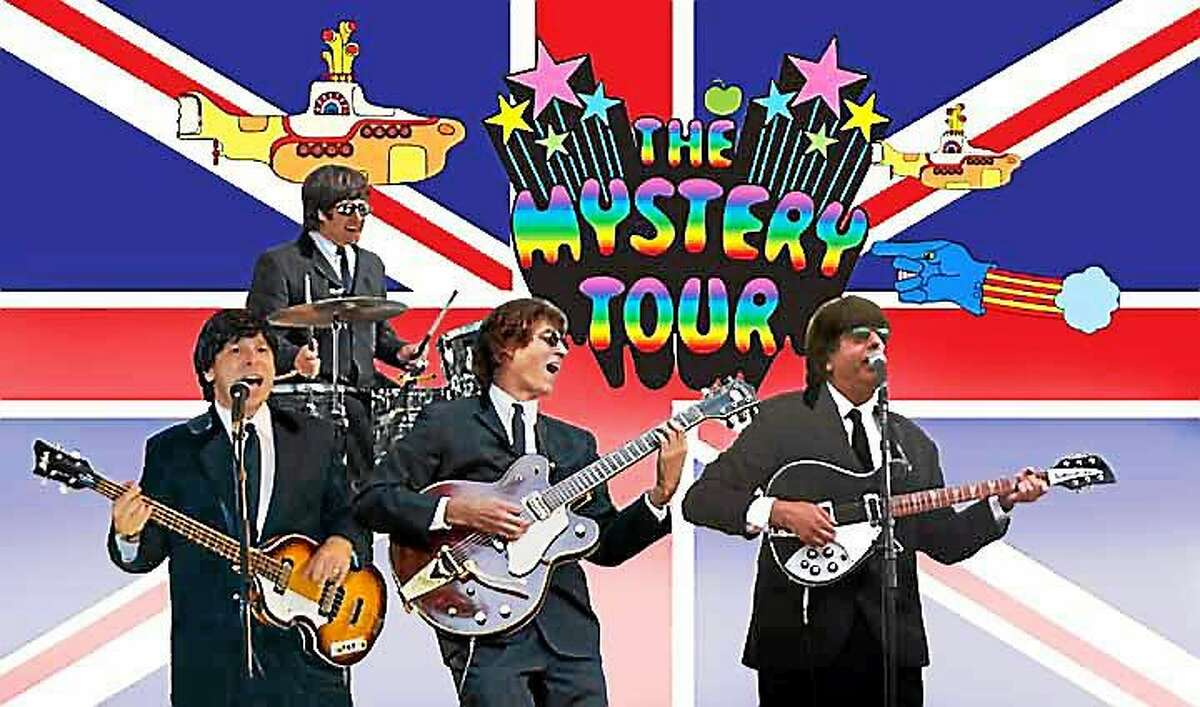 Submitted photo Mystery Tour, a Beatles tribute band, perform Sept. 20 at Bridge Street Live in Collinsville, as part of the festivities on Sam Collins Day.