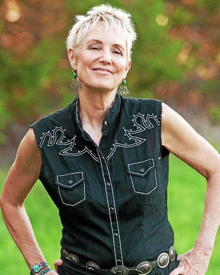 """Submitted photo - Eliza Gilkyson HYPERLINK """"http://elizagilkyson.com""""Eliza Gilkyson is performing a concert in support of her new Red House Records release, """"The Nocturne Diaries,""""Saturday, Oct. 4 at 7:30 p.m. at HYPERLINK """"http://www.roaringbrookconcerts.org""""Roaring Brook Nature Center, Gracey Road, Canton. Photo: Journal Register Co."""