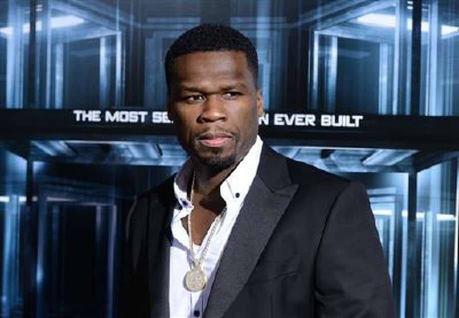 "Actor Curtis ""50 Cent"" Jackson attends the premiere of ""Escape Plan"" at the Regal E-Walk, in New York. Photo: Evan Agostini/Invision/AP / Invision"