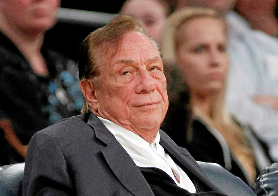 Los Angeles Clippers owner Donald Sterling. Photo: The Associated Press File Photo  / FR161655 AP