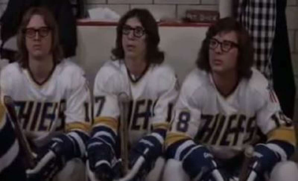 You haven't seen Slap Shot yet? What's wrong with you?