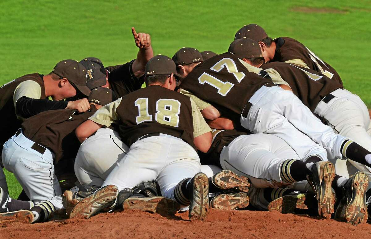 Thomaston wins its first Berkshire League title since 1985 with a 6-4 win over Shepaug.