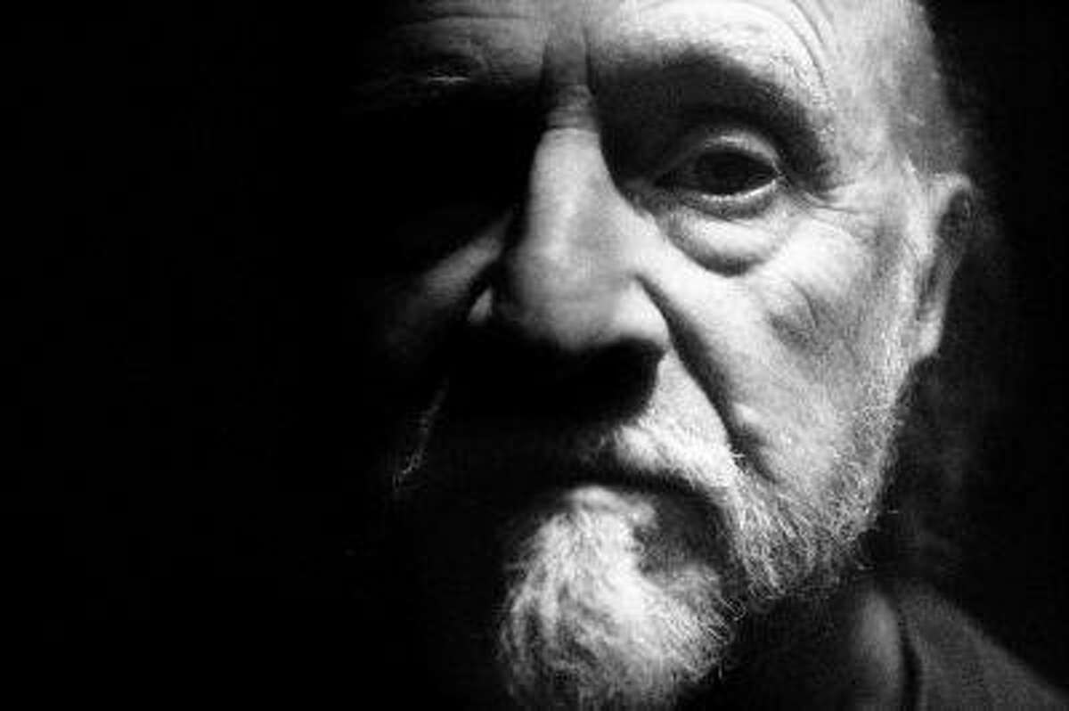 This 2004 photo shows writer Richard Matheson. Matheson, the prolific sci-fi and fantasy writer whose