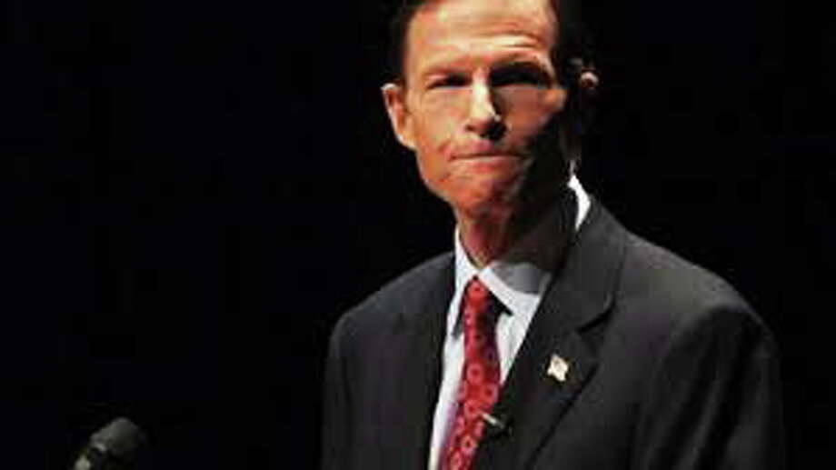 Blumenthal Photo: AP File Photo