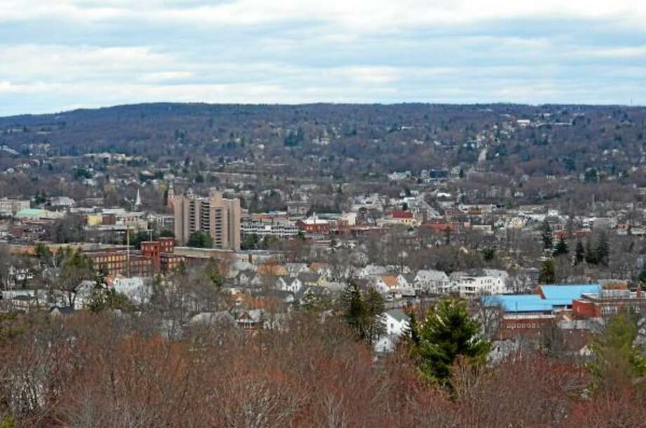 Torrington skyline (Register Citizen File Photo)