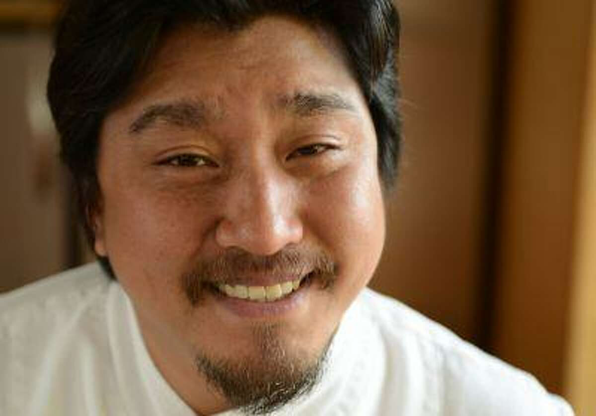 You may recognize Kentucky chef Edward Lee from his stint on