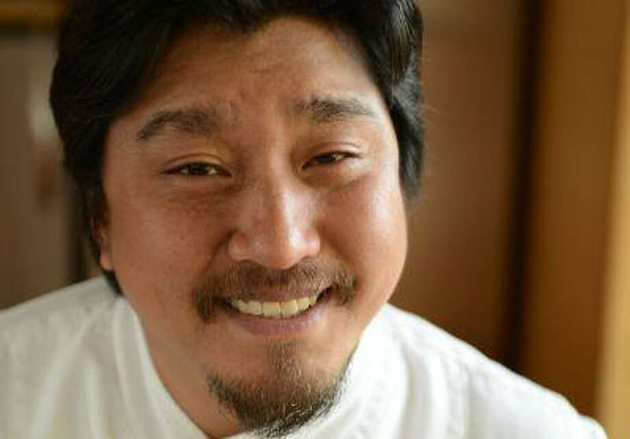 """You may recognize Kentucky chef Edward Lee from his stint on """"Top Chef,"""" where he mixed Korean and Southern fare to critical acclaim. Now, Lee has a cookbook out, """"Smoke and Pickles."""""""