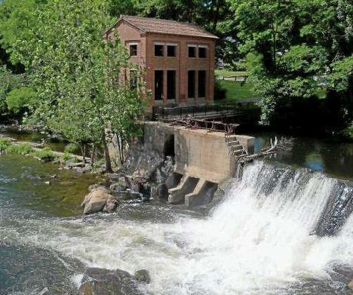 Collinsville Dam. File photo.