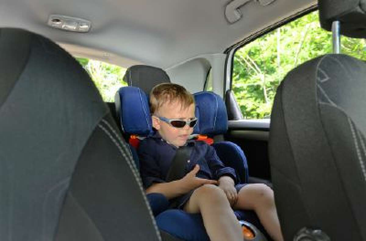 The National Highway Traffic Safety Board is proposing requirements for children's car seats to perform better under side impact tests.