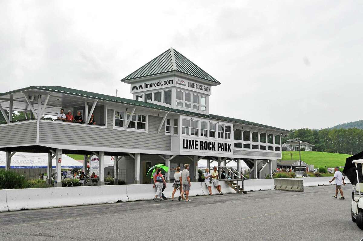 Lime Rock Park in Salisbury.