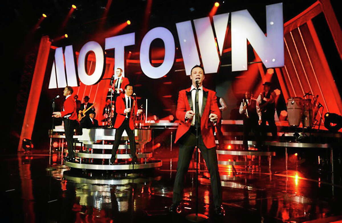 Human Nature performs re-imagined Motown hits for audiences around the country.