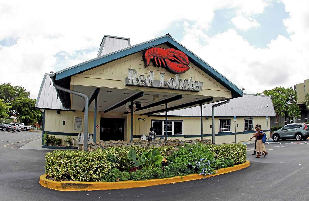 A Red Lobster restaurant in Hialeah, Florida.
