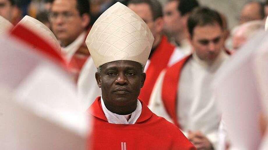 Cardinal Peter Turkson. (AP)
