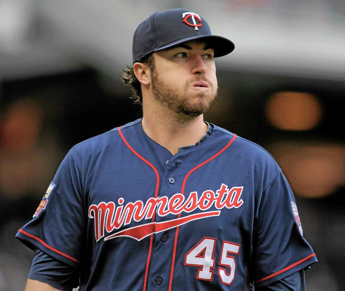 Twins starter Phil Hughes threw six innings of one-run ball and Minnesota beat the Boston Red Sox 4-3 in 10 innings on Thursday afternoon in Minneapolis.