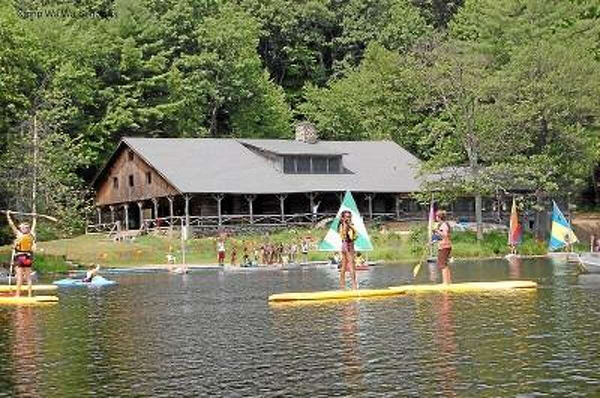 Submitted photo. The Northwest CT YMCA will run its first overnight camp at Camp Wa Wa Segowea this summer.